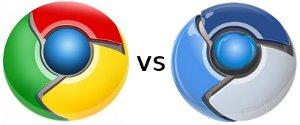 Отличие Chrome от Chromium
