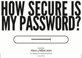 Какой пароль выбрать?