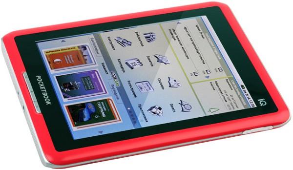 Отзыв владельца Pocketbook IQ 701