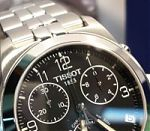 Как закрыть крышку часов Tissot?